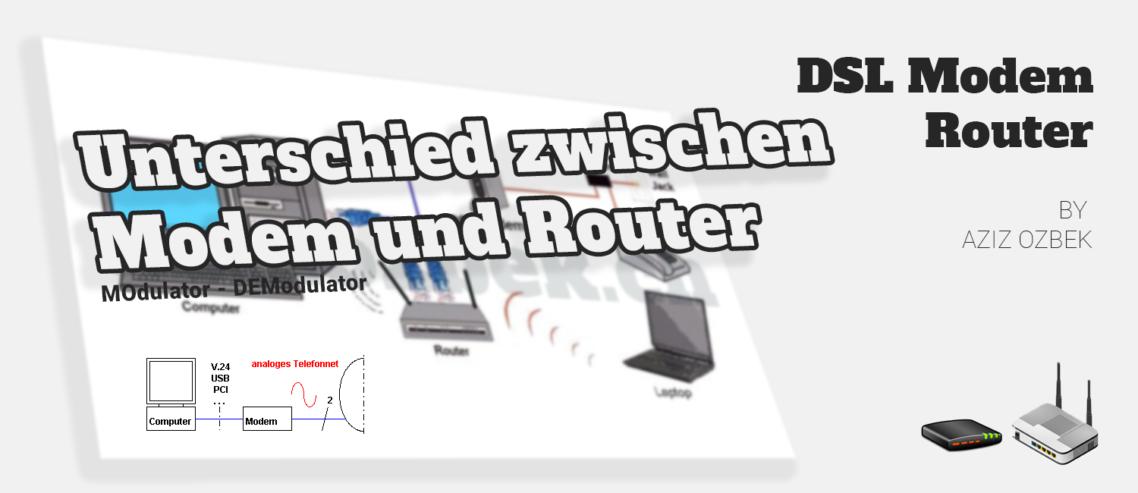switch router unterschied