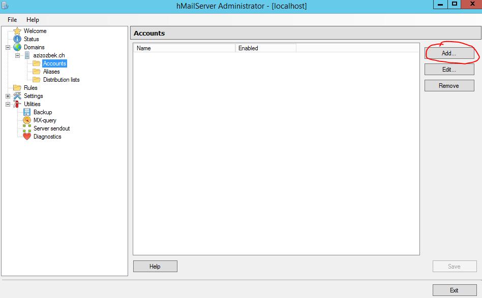 Install hMailServer on Windows Server 2012 R2 📧 | Aziz Ozbek