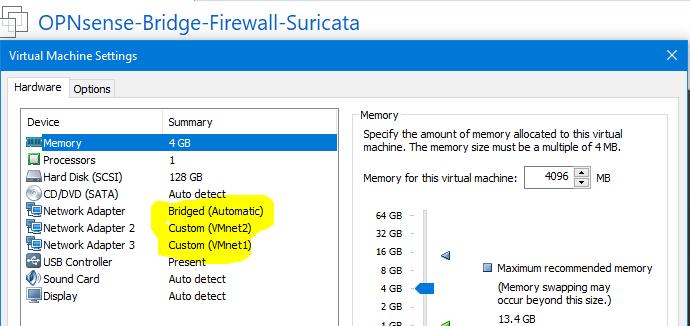Install Suricata on OPNsense Bridge Firewall | Aziz Ozbek